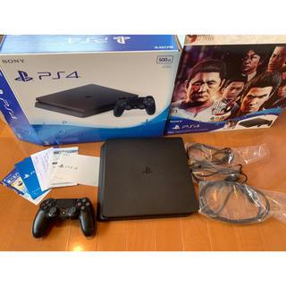 PlayStation4 - SONY PlayStation4 500GB 本体 CUH-2000A