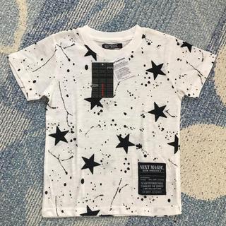 新品タグ付き Tシャツ 120