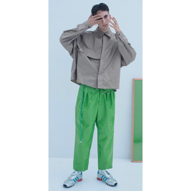 Jieda(ジエダ)の本日限定価格 jieda 19ss トレンチシャツ メンズのトップス(シャツ)の商品写真