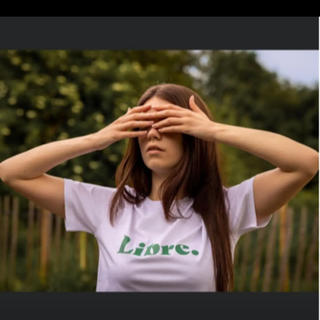 ドゥロワー(Drawer)のles petits basics LIBRE プリント Tシャツ(Tシャツ(半袖/袖なし))