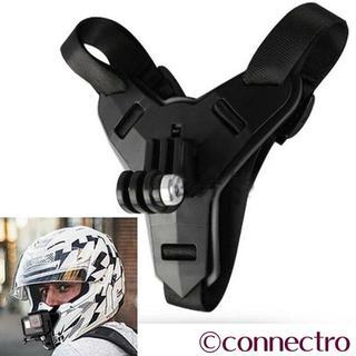 GoPro - 【新品】GoPro ゴープロ ヘルメット用顎マウントホルダー / ブラック