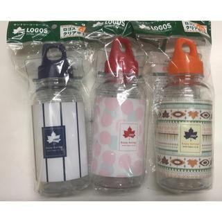 LOGOS - サントリーコーヒーボス ロゴス オリジナルクリアボトル 全3種