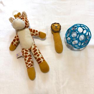 サッシー(Sassy)のベビー おもちゃ まとめ売り(知育玩具)