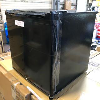 アイリスオーヤマ(アイリスオーヤマ)のアイリスプラザ 1ドア 冷蔵庫 46L ブラック PRC-B051D-B(冷蔵庫)