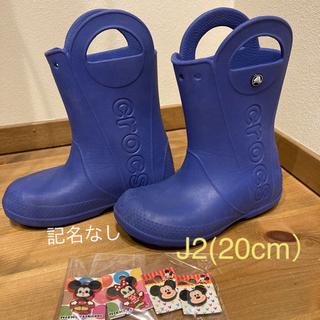 crocs - クロックス 長靴 20cm  ミッキー