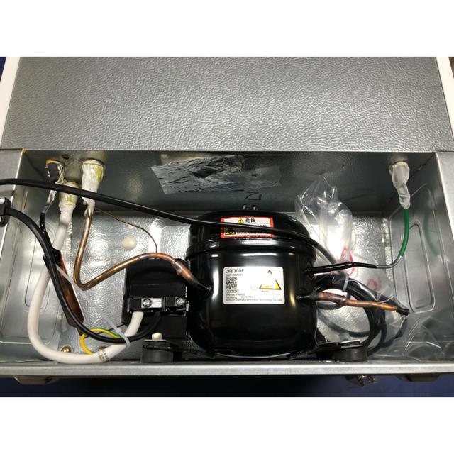 アイリスオーヤマ(アイリスオーヤマ)のアイリスプラザ 1ドア 冷蔵庫 46L ホワイト PRC-B051D-W スマホ/家電/カメラの生活家電(冷蔵庫)の商品写真