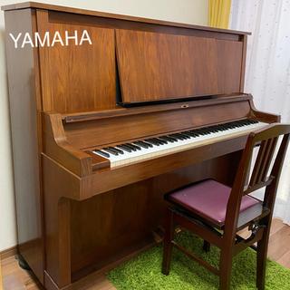 ヤマハ(ヤマハ)のYAMAHA アップライトピアノ 中古 木目 ヤマハ(ピアノ)