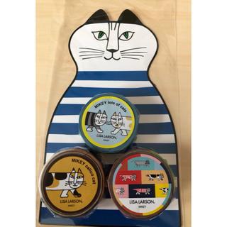 リサラーソン(Lisa Larson)のリサラーソン  マスキングテープとポストカード(テープ/マスキングテープ)