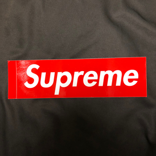 Supreme - Supreme Vertical Logo Panel Crewneck M