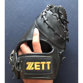 ZETT - プロステータス ファーストミット