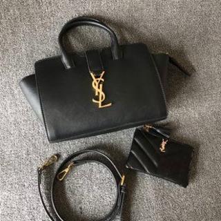 Yves Saint Laurent Beaute - サンローラン ショルダーバッグ*財布セット
