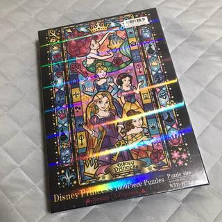ディズニープリンセス パズル ホログラム 1000ピース(その他)