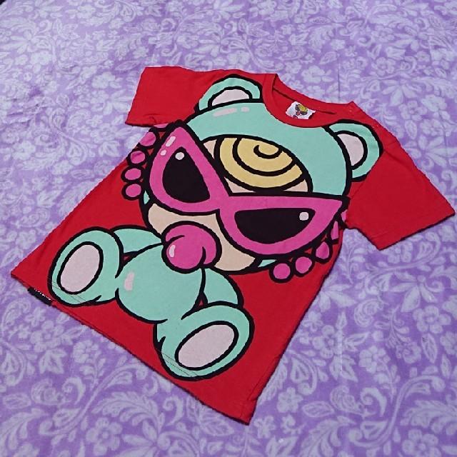 HYSTERIC MINI(ヒステリックミニ)のせんよ💛 キッズ/ベビー/マタニティのキッズ服男の子用(90cm~)(Tシャツ/カットソー)の商品写真