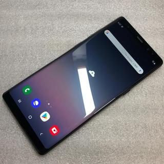 Galaxy - aki693 au Galaxy Note8 SCV37 ブラック ジャンク