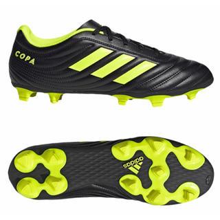 adidas - 新品 COPA 19.4 FXG 黒 黄 26.5cm 他サイズ有