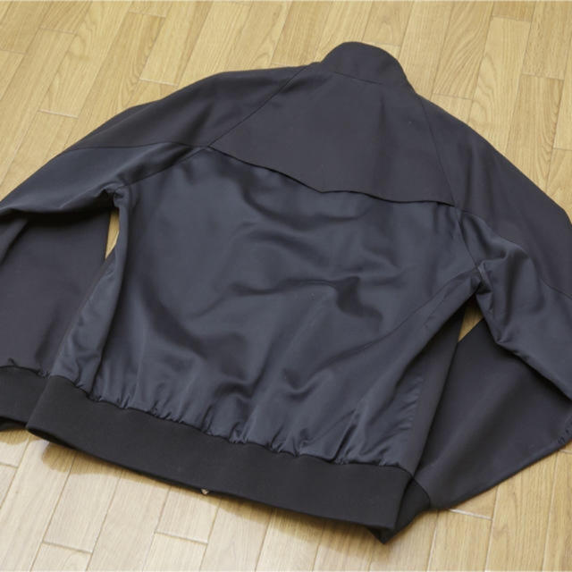 Maison Martin Margiela(マルタンマルジェラ)のMaisonMargiela マルジェラ18AWバラクータジャケットレザー八の字 メンズのジャケット/アウター(ブルゾン)の商品写真