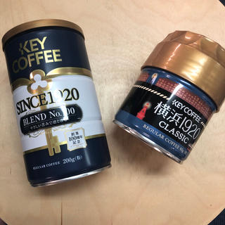 キーコーヒー(KEY COFFEE)の☆なな様専用☆KEY COFFE コーヒー豆(粉)(コーヒー)