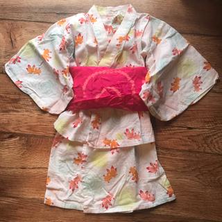 コンビミニ(Combi mini)のCombi mini♡浴衣 90cm(甚平/浴衣)