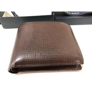 バーバリー(BURBERRY)のバーバリー メンズ財布(折り財布)