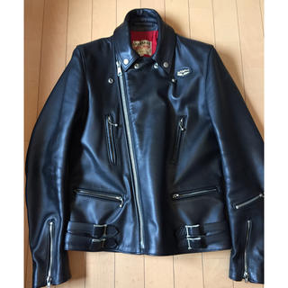 Lewis Leathers - Lewis Leathers LIGHTNING 36 タイトフィット