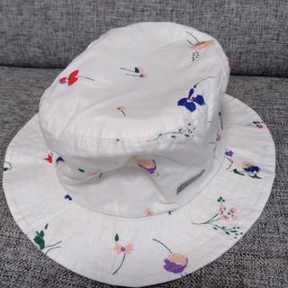 ブランシェス(Branshes)の新品 ベビー帽子 ハット 50センチ(帽子)
