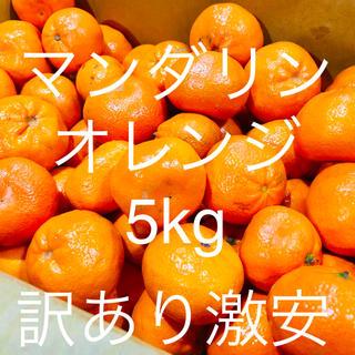 マンダリンマーコットオレンジ5kg 訳あり激安 全国送料込み(フルーツ)