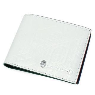 カステルバジャック(CASTELBAJAC)の新品送料無料CASTELBAJAC(カステルバジャック)タタン2つ折り財布 シロ(折り財布)