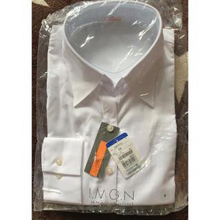 アオヤマ(青山)の新品未使用 レディース ワイシャツ(シャツ/ブラウス(長袖/七分))