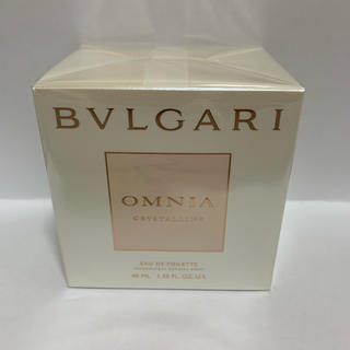 ブルガリ(BVLGARI)のブルガリ オムニア クリスタリン オードトワレ  40mL(香水(女性用))