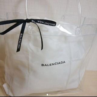 バレンシアガ(Balenciaga)のBALENCIAGA保存袋とクリアバッグセット(ショップ袋)