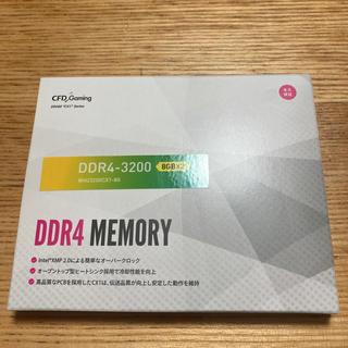 デスクトップメモリ DDR4 3200mhz 8g×2 16g CFD