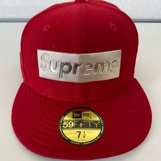 Supreme - Supreme newera box logo metallic box