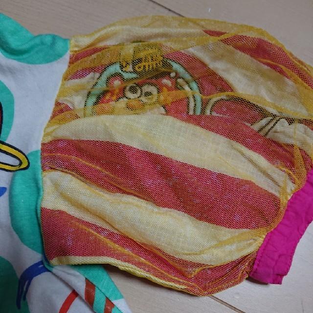 JAM(ジャム)のjam 女の子 Tシャツ 100 パフスリーブ ジャム キッズ/ベビー/マタニティのキッズ服女の子用(90cm~)(Tシャツ/カットソー)の商品写真
