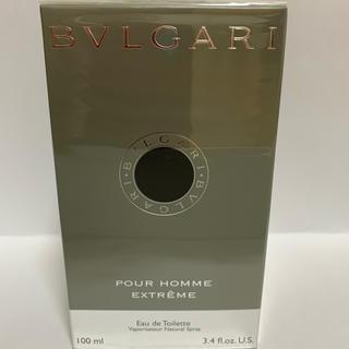 ブルガリ(BVLGARI)のブルガリ プールオム エクストレーム 100ml(香水(男性用))