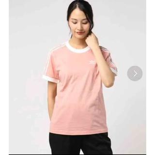 オリジナル(Original)のアディダスオリジナルス 3ストライプTシャツ(Tシャツ(半袖/袖なし))