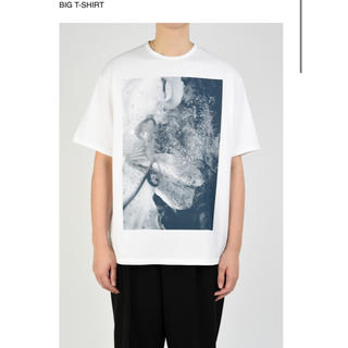 ラッドミュージシャン(LAD MUSICIAN)のBIG T-SHIRT 定価以下 20ss 新品 花柄(Tシャツ/カットソー(半袖/袖なし))