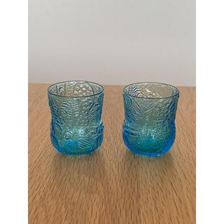 イッタラ(iittala)のイッタラ / ファウナショットグラス 2個セット(グラス/カップ)