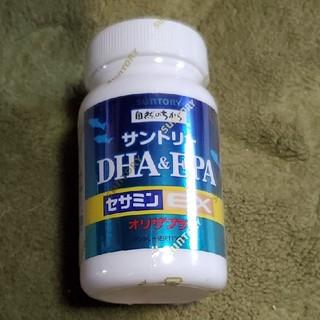 サントリー - サントリー DHA & EPA + セサミンEX  120粒