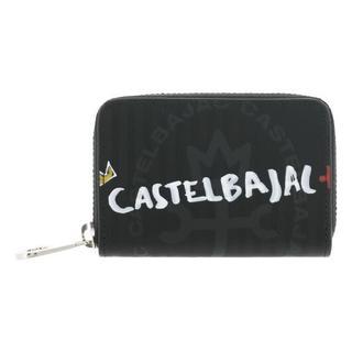 カステルバジャック(CASTELBAJAC)の新品送料無料CASTELBAJAC(カステルバジャック)ココ小銭入れ クロ(コインケース/小銭入れ)