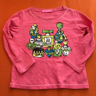 ロニィ(RONI)のRONI トップス xs(Tシャツ/カットソー)