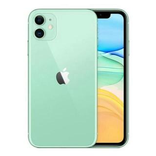 iPhone - 【新品未開封】Apple iPhone 11 128GB SIMフリー グリーン