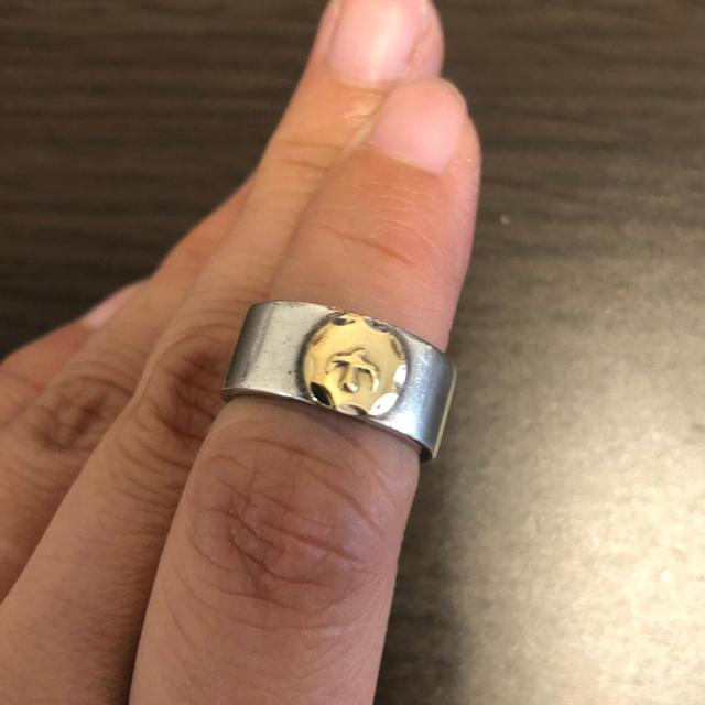 goro's(ゴローズ)のゴローズ 平打ち リング goro's メンズのアクセサリー(リング(指輪))の商品写真
