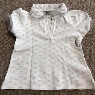 アルマーニ ジュニア(ARMANI JUNIOR)の⭐︎美品 アルマーニ⭐︎ポロシャツ Tシャツ トップス  ハイブランド 82cm(Tシャツ/カットソー)