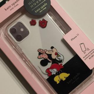 kate spade new york - 即購入OK! ケイトスペード ミニーマウス iPhone 11 対応ケース