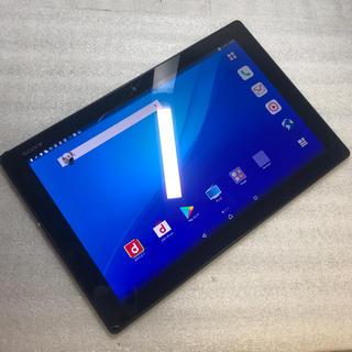 SONY - aki696 Xperia TM Z4 Tablet SO-05G ジャンク