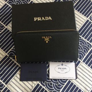 プラダ(PRADA)の PRADA 長財布(長財布)