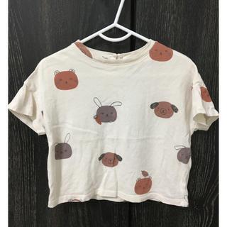 ZARA KIDS - ZARA kids  プリントTシャツ
