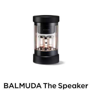 バルミューダ(BALMUDA)の【新品】BALMUDA THE Speake(スピーカー)