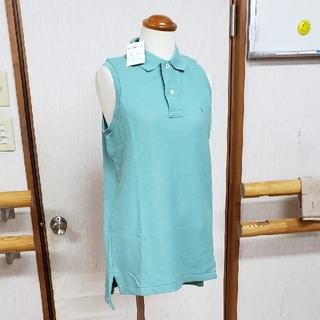 ラルフローレン(Ralph Lauren)のラルフローレンノースリーブポロシャツ INPACT21  未使用 (Tシャツ(半袖/袖なし))