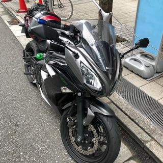 カワサキ(カワサキ)のninja400 2017年 ex400e (車体)